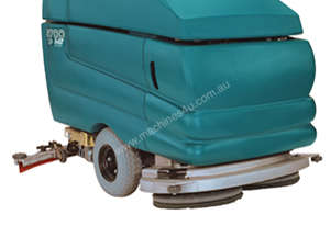 Walk Behind Scrubbing Machine for Rent
