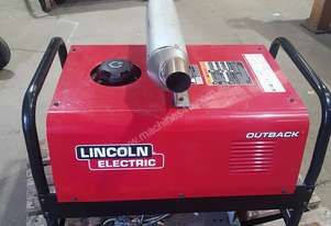 Lincoln Electric Welder Generator