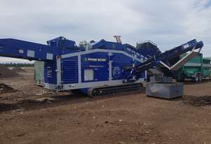 EDGE MC1400 | Material Classifier for extracting impurities from compost to C&D waste fractions