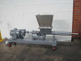 Variable Speed Auger Feeder Screw Conveyor - 1m long - picture0' - Click to enlarge