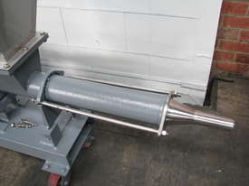 Variable Speed Auger Feeder Screw Conveyor - 1m long - picture1' - Click to enlarge