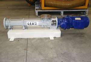 Helical Rotor Pump, IN: 50mm Dia, OUT: 50mm Dia