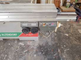 Panel saw in excellent working order - picture0' - Click to enlarge