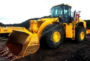 2008 Caterpillar Articulated Wheel Loader