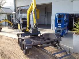 Wacker Neuson ET18 VDS canopy excavator/trailer package - picture6' - Click to enlarge