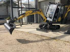 Wacker Neuson ET18 VDS canopy excavator/trailer package - picture17' - Click to enlarge