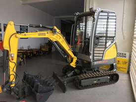 Wacker Neuson ET18 VDS canopy excavator/trailer package - picture18' - Click to enlarge