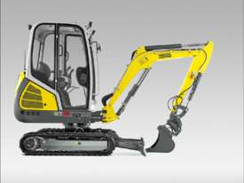 Wacker Neuson ET18 VDS canopy excavator/trailer package - picture2' - Click to enlarge