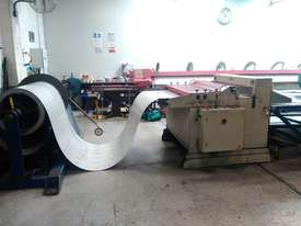 CIDAN Cut to Length Line  - picture4' - Click to enlarge