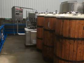Brewery and bottling equipment  - picture2' - Click to enlarge