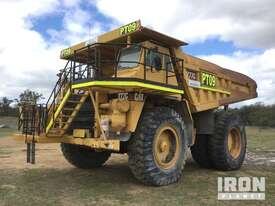 1995 Cat 777C Dump Truck - picture0' - Click to enlarge