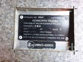 KENWORTH K104B Prime Mover (T/A) - picture5' - Click to enlarge