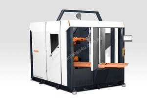 KUKA Systems flexibleCUBE Welding Cell