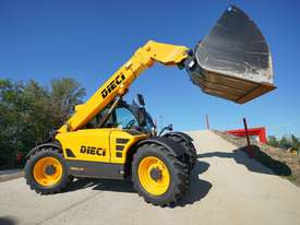 Dieci Dedalus 30.9 TCL - 3T / 8.70 Reach Telehandler - picture2' - Click to enlarge