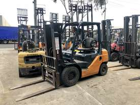 TOYOTA 2.5 TONNE CONTAINER MAST FORKLIFTS FOR SALE - picture1' - Click to enlarge