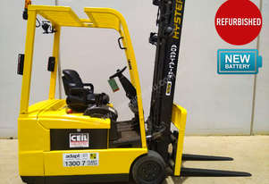 Refurbished 2T Battery Electric Forklift - Includes new battery