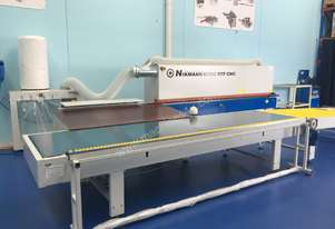 Heavy Duty automatic edgebander with return conveyor
