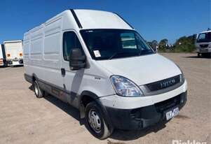 Goldstar RV 2010 Iveco Daily