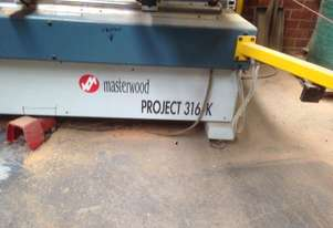 Masterwood 1997 Cnc machine