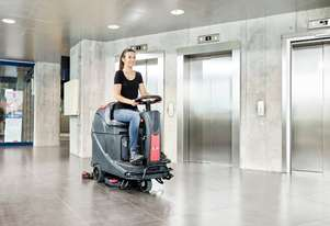 NEW VIPER AS530R RIDE ON SCRUBBER DRYER