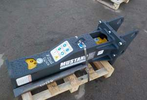 Mustang HM200 Hydraulic Breaker to suit Mini Excavator - AH90022