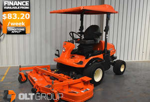 Used Kubota F3680 Mower Diesel Side Discharge Delivery Available