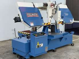 Heavy Duty Industrial Twin Column Bandsaws 500mm x 500mm With Swarf Conveyor - picture0' - Click to enlarge