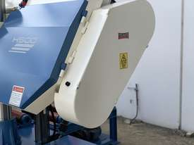 Heavy Duty Industrial Twin Column Bandsaws 500mm x 500mm With Swarf Conveyor - picture6' - Click to enlarge
