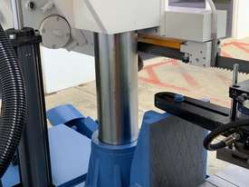 Heavy Duty Industrial Twin Column Bandsaws 500mm x 500mm With Swarf Conveyor - picture19' - Click to enlarge