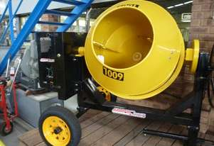 NEW BMAC TOOLS 600LITRE DIESEL CEMENT/CONCRETE MIXER