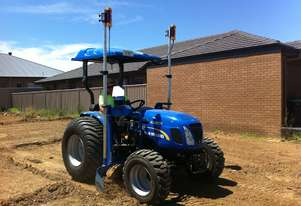 New Holland   Laser Tractor