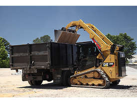 Caterpillar 259D Compact Track Loader - picture0' - Click to enlarge