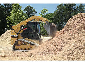 Caterpillar 259D Compact Track Loader - picture2' - Click to enlarge