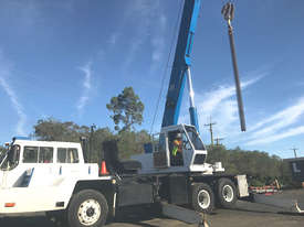 1981 P&H T250 HYDRAULIC TRUCK CRANE - picture0' - Click to enlarge