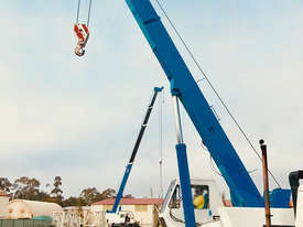 1981 P&H T250 HYDRAULIC TRUCK CRANE - picture2' - Click to enlarge