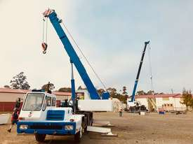 1981 P&H T250 HYDRAULIC TRUCK CRANE - picture4' - Click to enlarge