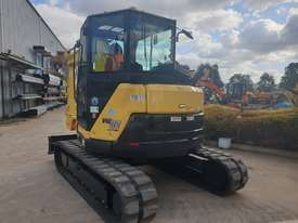 USED 2017 YANMAR VIO82 IN IMMACULATE CONDITION WITH 400 HOURS - picture2' - Click to enlarge