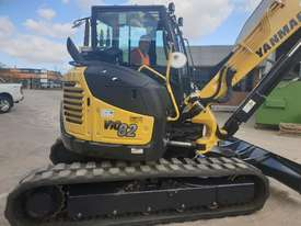 USED 2017 YANMAR VIO82 IN IMMACULATE CONDITION WITH 400 HOURS - picture3' - Click to enlarge