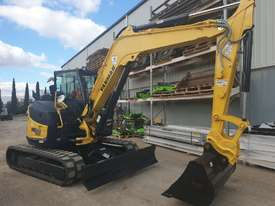 USED 2017 YANMAR VIO82 IN IMMACULATE CONDITION WITH 400 HOURS - picture1' - Click to enlarge