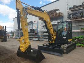 USED 2017 YANMAR VIO82 IN IMMACULATE CONDITION WITH 400 HOURS - picture0' - Click to enlarge