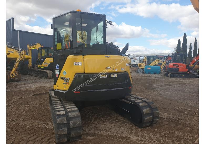 USED 2017 YANMAR VIO82 IN IMMACULATE CONDITION WITH 400 HOURS