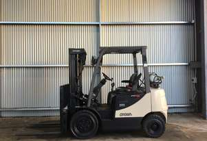 Gas Forklift Counterbalance CG Series 2009