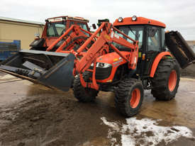 Kioti DK551 FWA/4WD Tractor - picture0' - Click to enlarge