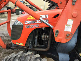 Kioti DK551 FWA/4WD Tractor - picture1' - Click to enlarge