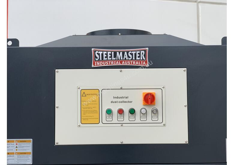 CLEARMASTER CNC Plasma - Laser Fume Extraction System - Anti Spark Suit 2000mm x 4000mm Bed,