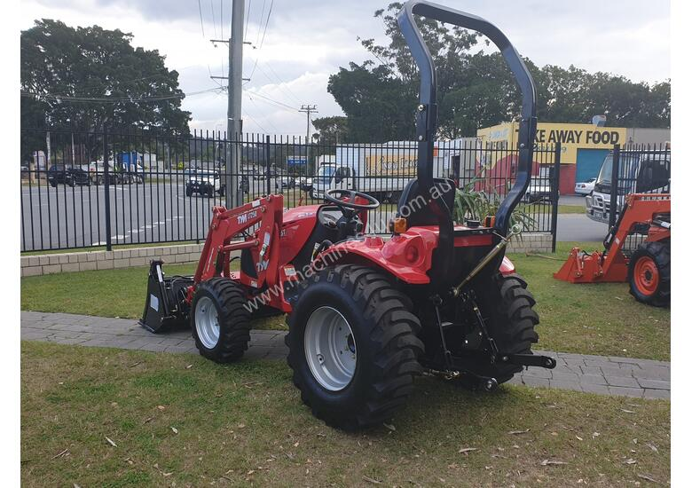 Brand new 30 Hp tractor with 4 in 1 loader