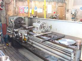 KWANGCHONG Gap-Bed Lathe - picture0' - Click to enlarge