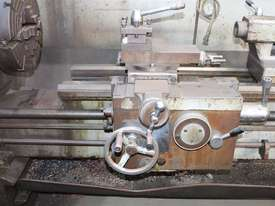 KWANGCHONG Gap-Bed Lathe - picture3' - Click to enlarge