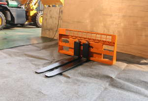 Pallet forks for mini loader suitable for - Oz diggers, Toro, Boxer,