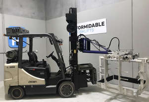 Crown CGC40S-5 LPG / Petrol Counterbalance Forklift